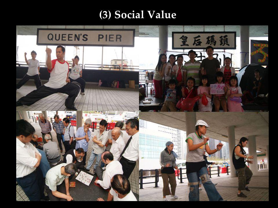 (3) Social Value
