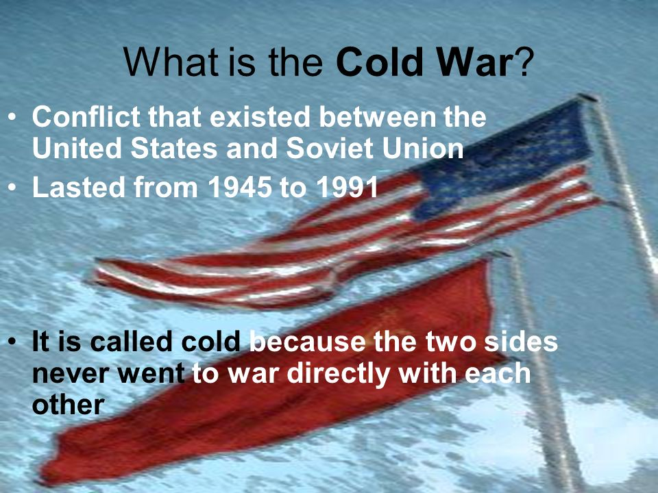 The Cold War: Q & A