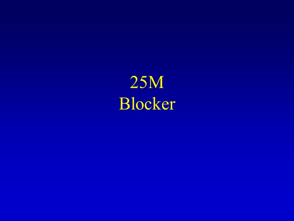 25M Blocker