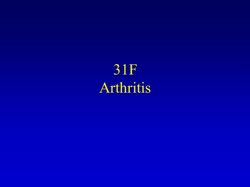 31F Arthritis