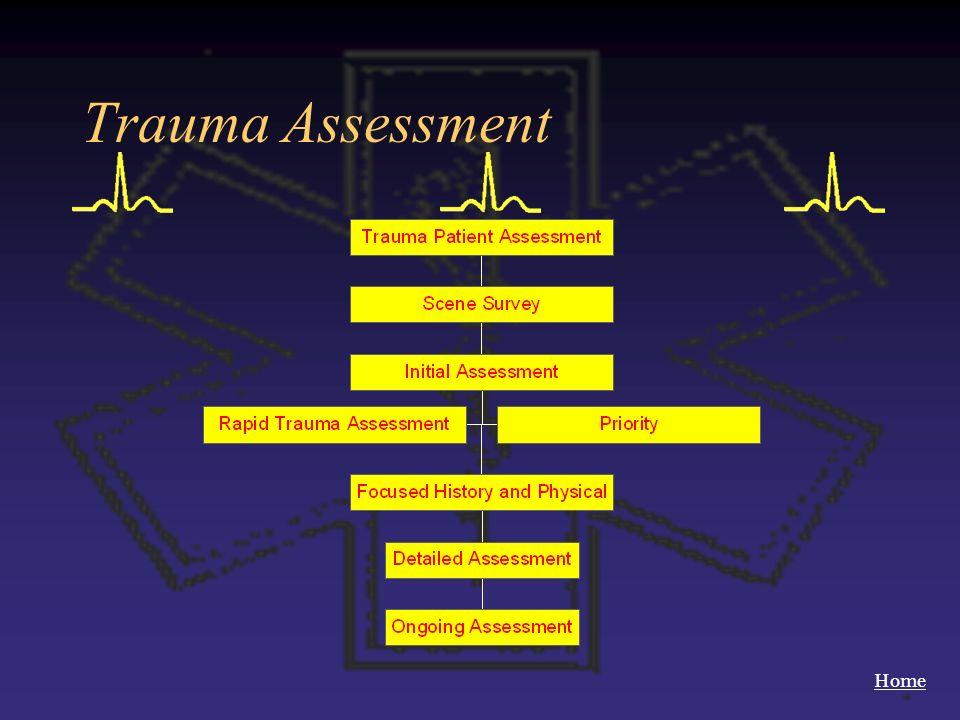 Home Trauma Assessment