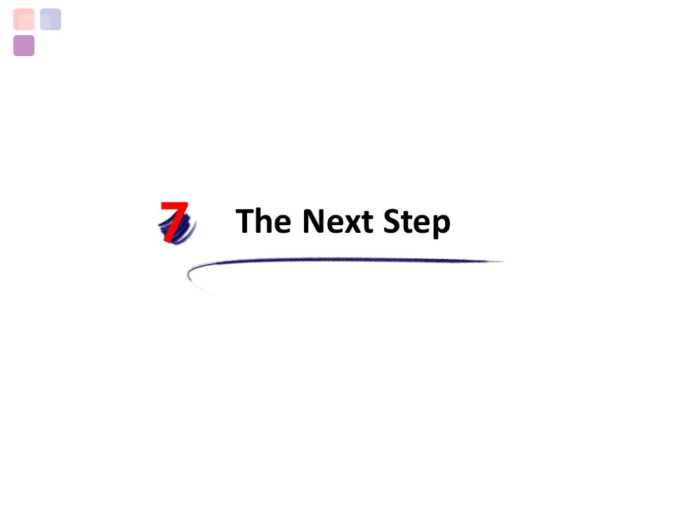 The Next Step 7