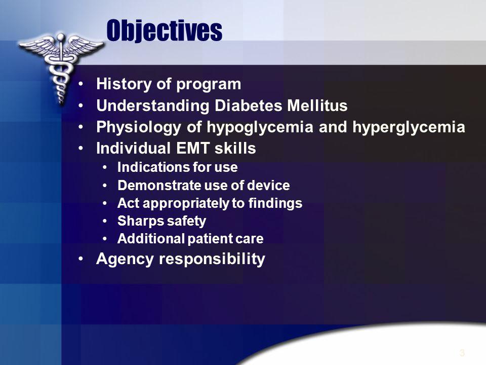 34 Common Diabetic Emergencies Hypoglycemia Hyperglycemia