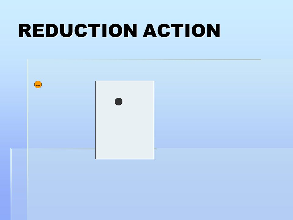 REDUCTION ACTION --