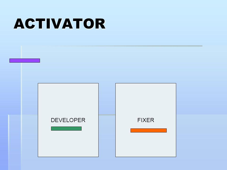 ACTIVATOR DEVELOPERFIXER