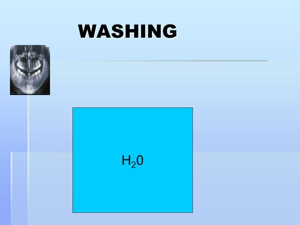 WASHING H20H20