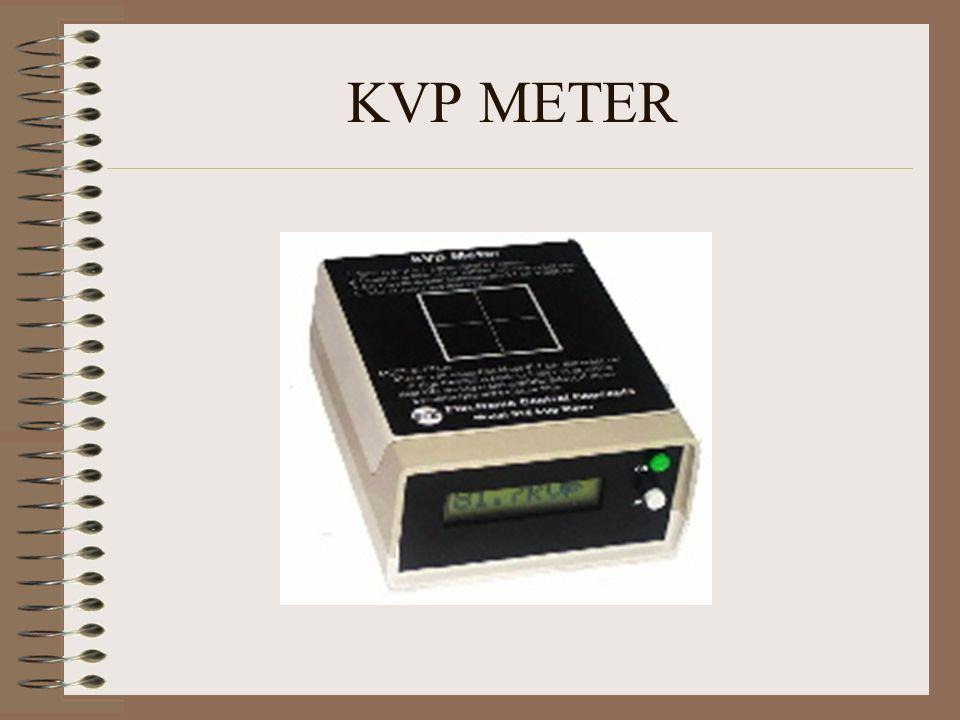 KVP METER