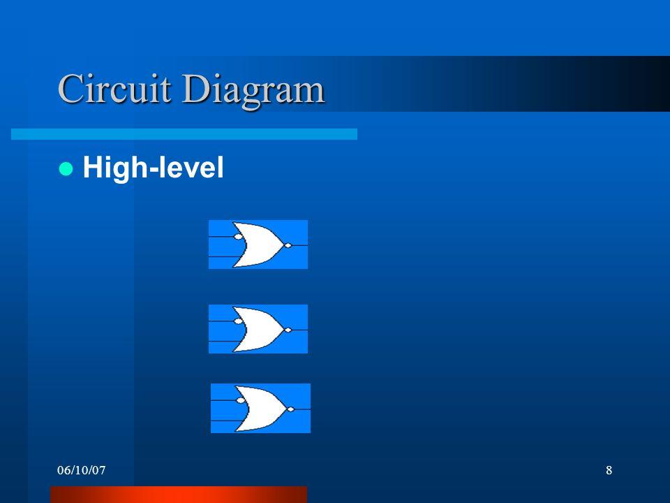 06/10/078 Circuit Diagram High-level