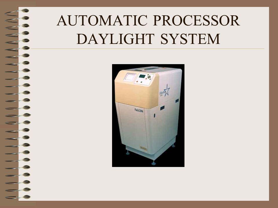 AUTOMATIC PROCESSOR DAYLIGHT SYSTEM