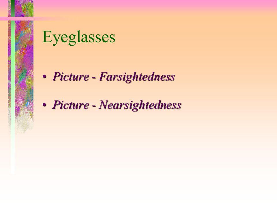 Convex Lens Chromatic Aberration Cure – Diaphragm or lens combinations (achromatic lens) Demo – Overhead Chromatic Aberration Astigmatism – due to bar