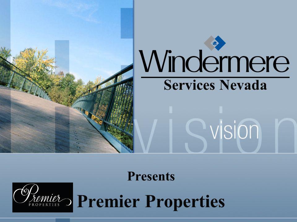 Presents Premier Properties Services Nevada