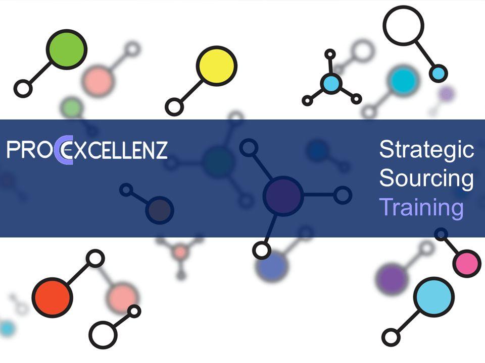 www.procexcellenz.com Strategic Sourcing Training
