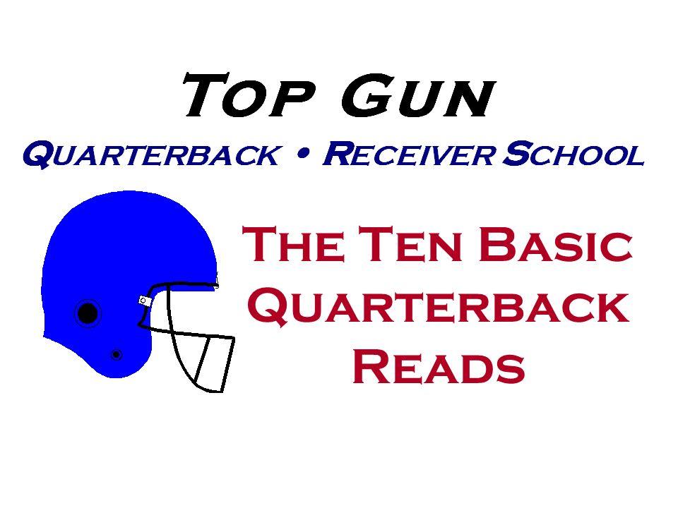 The Ten Basic Quarterback Reads End