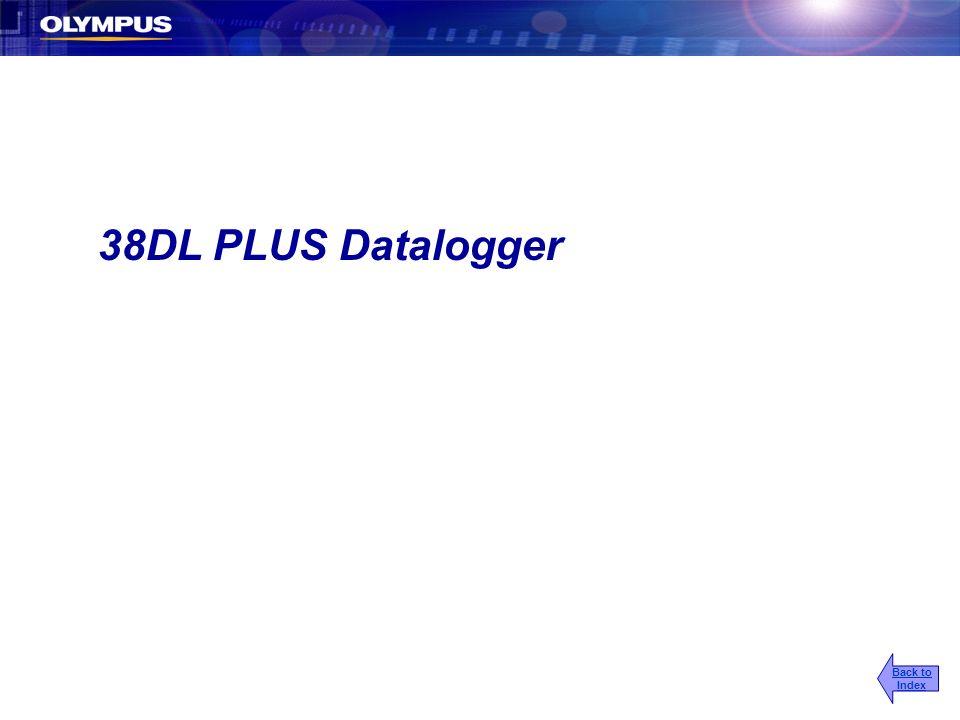 38DL PLUS Datalogger Back to Index