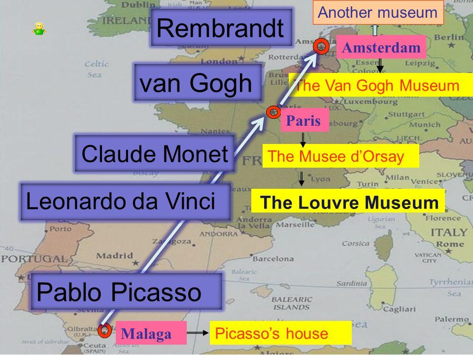 Para 9 Van Gogh was successful when he was alive.