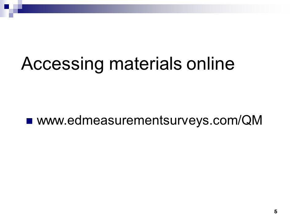 26 Questionnaires Needed Student questionnaire Parent questionnaire School questionnaire
