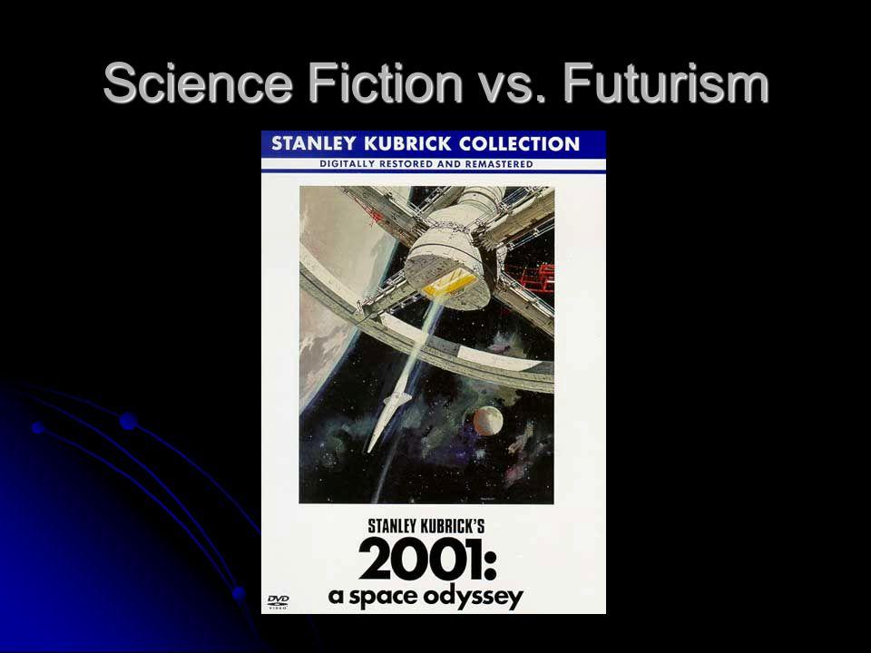 Science Fiction vs. Futurism