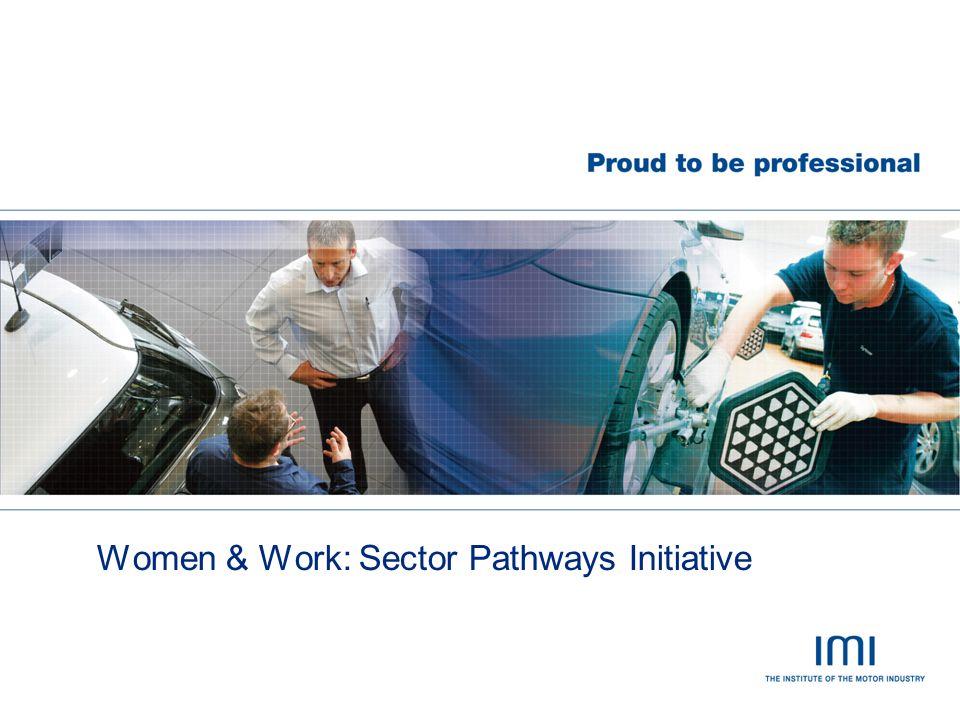 Women & Work: Sector Pathways Initiative