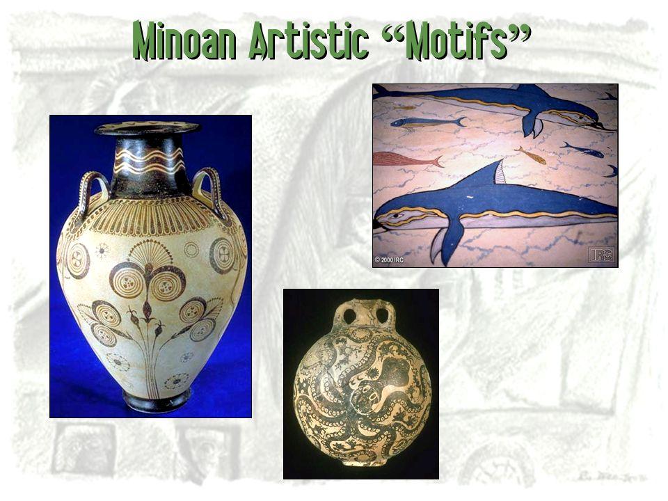 Minoan Artistic Motifs