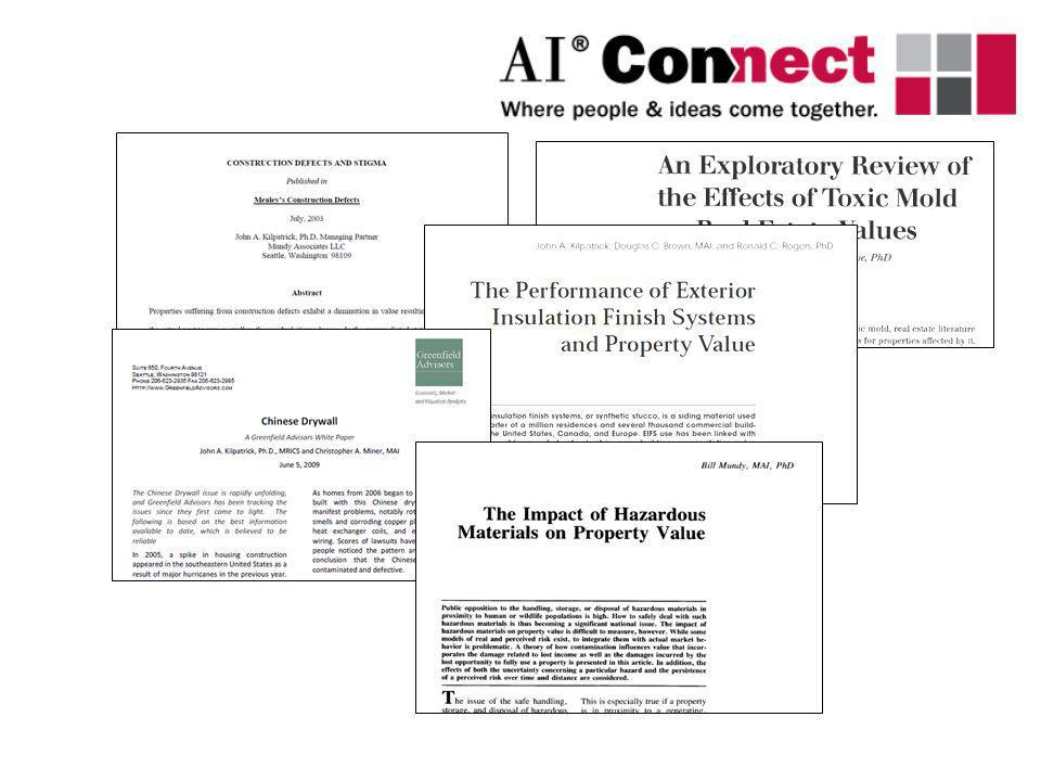 Two recent examples: Allison v.