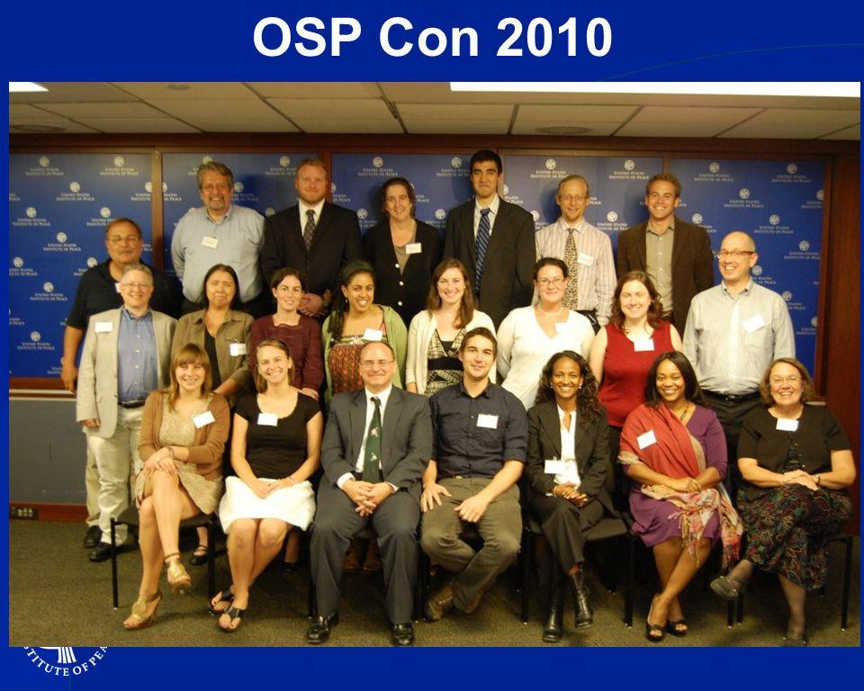 OSP Con 2010