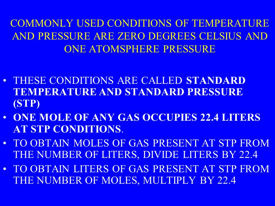 AVOGADROS HYPOTHESIS THE UNDER LYING THEORY THAT ALLOWS THE GAS LAWS TO BE APPLIED EQUALLY WELL TO ALL GASES IS: EQUAL VOLUMES OF DIFFERENT GASES, AT