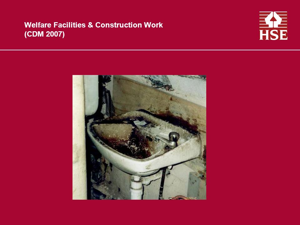 Latest Guidance from HSE Construction Information Sheet No.