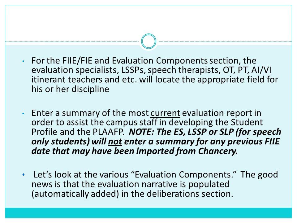 Evaluation Summary Site https://go11.pcgeducation.com/txevalhouston