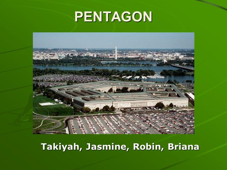 PENTAGON Takiyah, Jasmine, Robin, Briana Takiyah, Jasmine, Robin, Briana