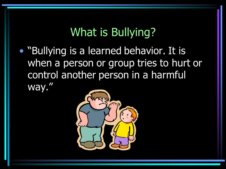Freak The Mighty How can we identify bullying?