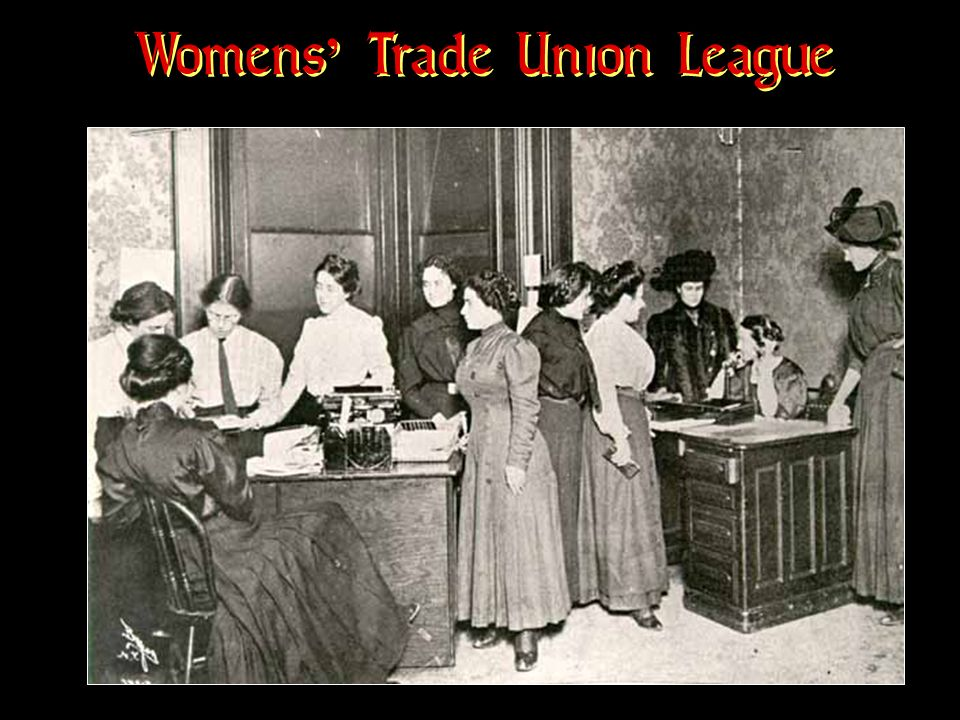 Average Shirtwaist Worker s Week 51 hours or less4,5545% 52-57 hours65,03379% 58-63 hours12,21115% Over 63 hours5621% Total employees, men and women 82,360