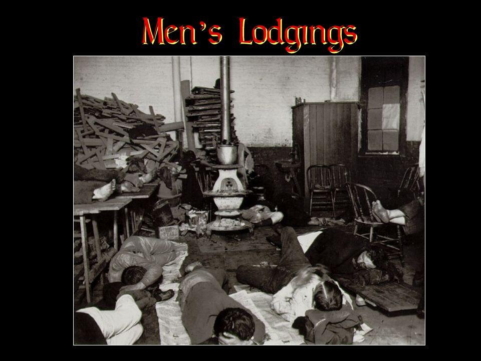 Men s Lodgings