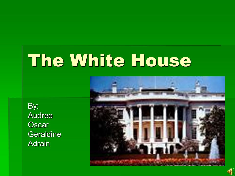 History For two hundred years, the White House has stood as a symbol of the Presidency, the United States government, and the American people.
