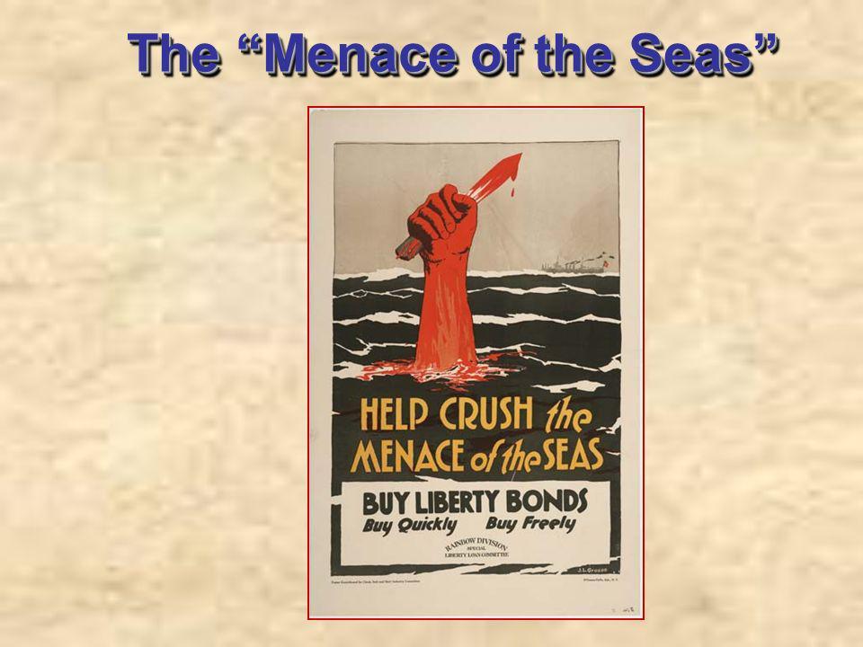 The Menace of the Seas