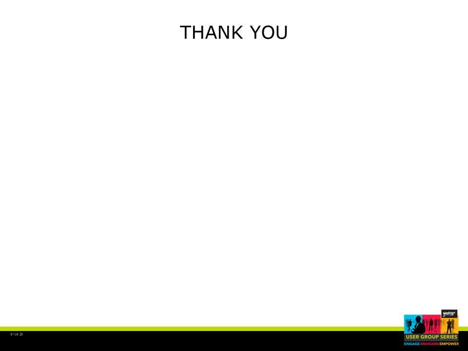 Slide 28 THANK YOU