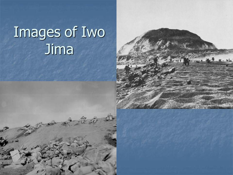 Images of Iwo Jima
