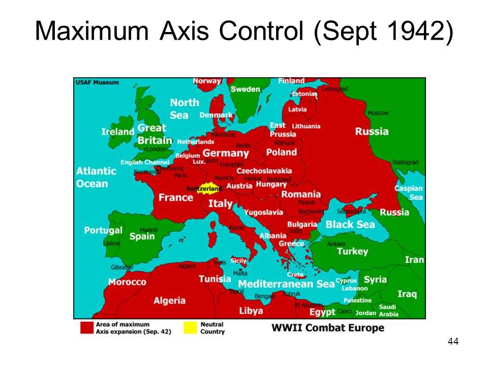 43 Germanys Attack in Europe Balkans Russia US isolation