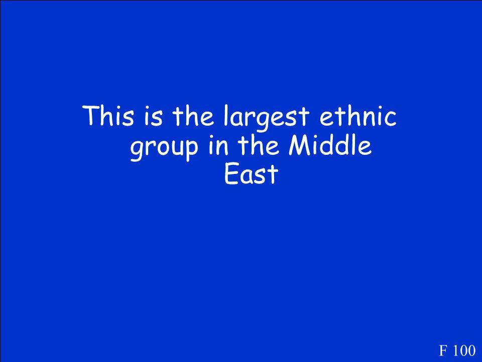 What is Tunisia? E 500