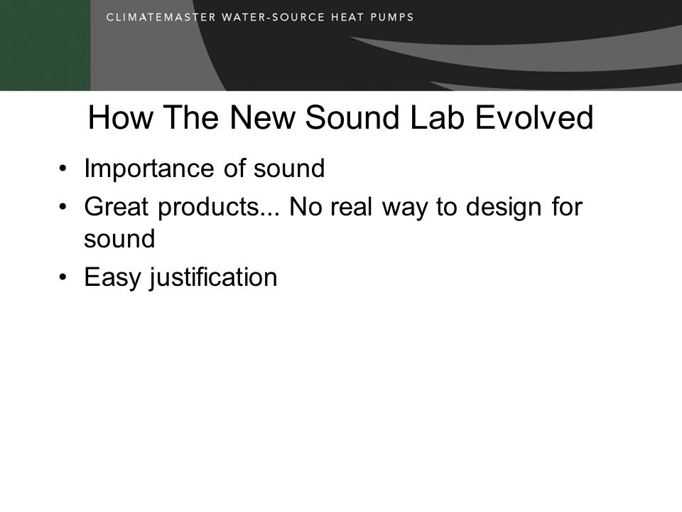 Why is Measuring Sound So Difficult.
