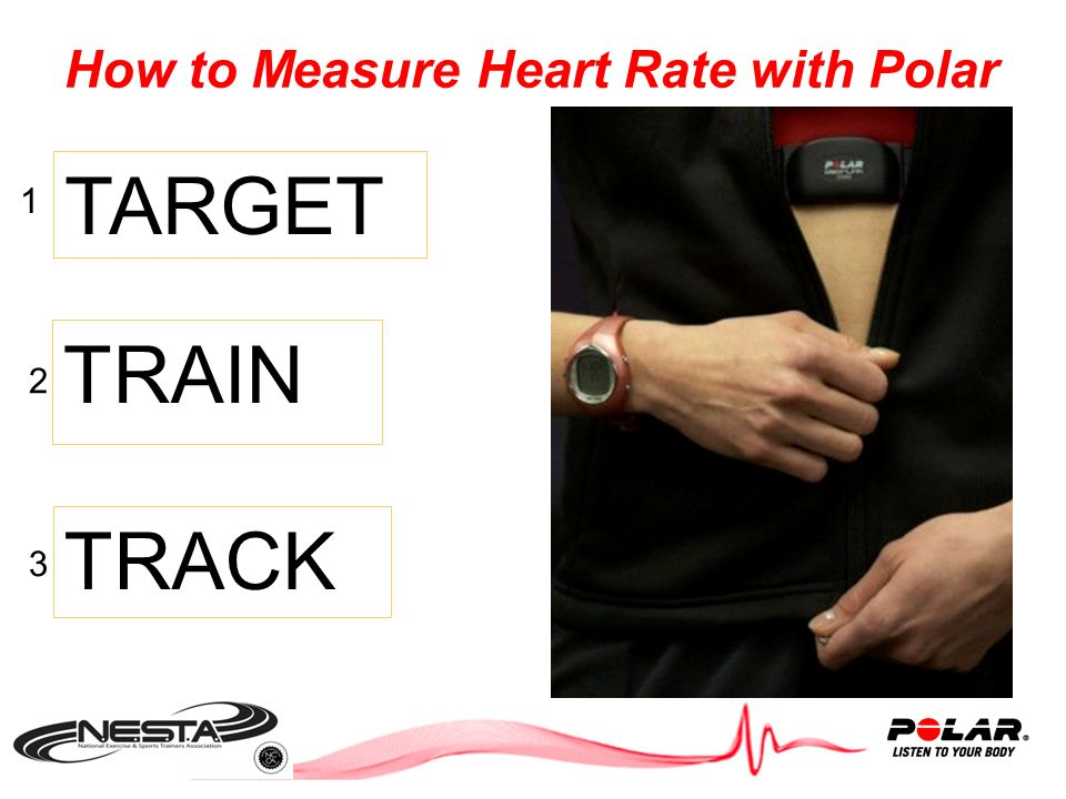 Common variables monitored: 1. Exercise Heart Rate 2.