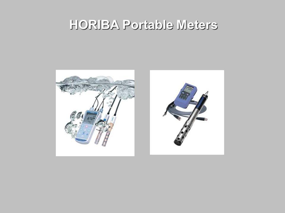 HORIBA Portable Meters