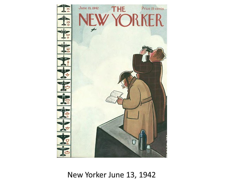 New Yorker June 13, 1942