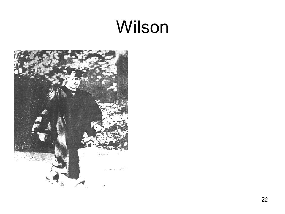 22 Wilson