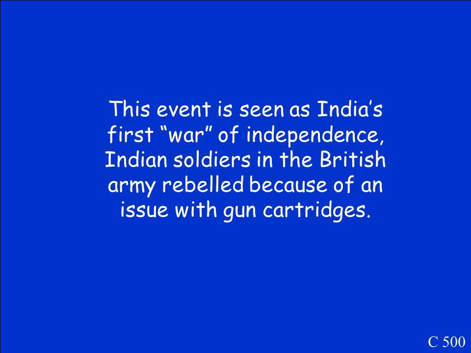 Amritsar Massacre C 400