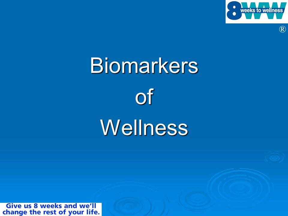 ® BiomarkersofWellness