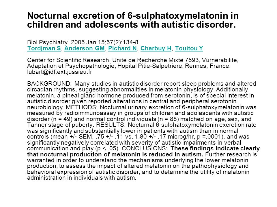 Plasma androgens in autism.J Autism Dev Disord. 1995 Jun;25(3):295-304.
