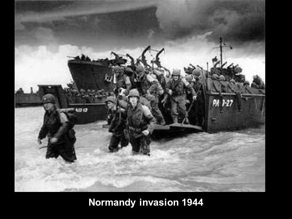 Normandy invasion 1944