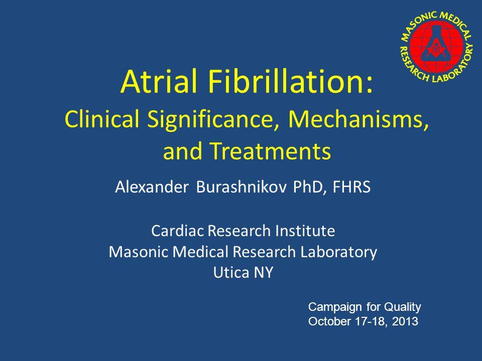 AF: tachycardia-mediated cardiomyopathy