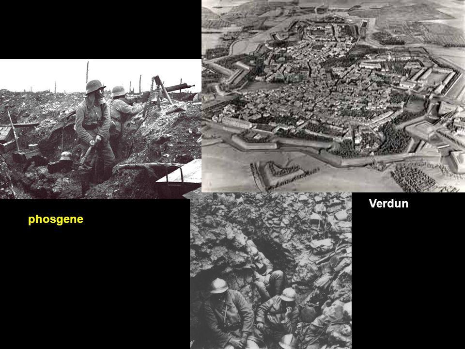 phosgene Verdun