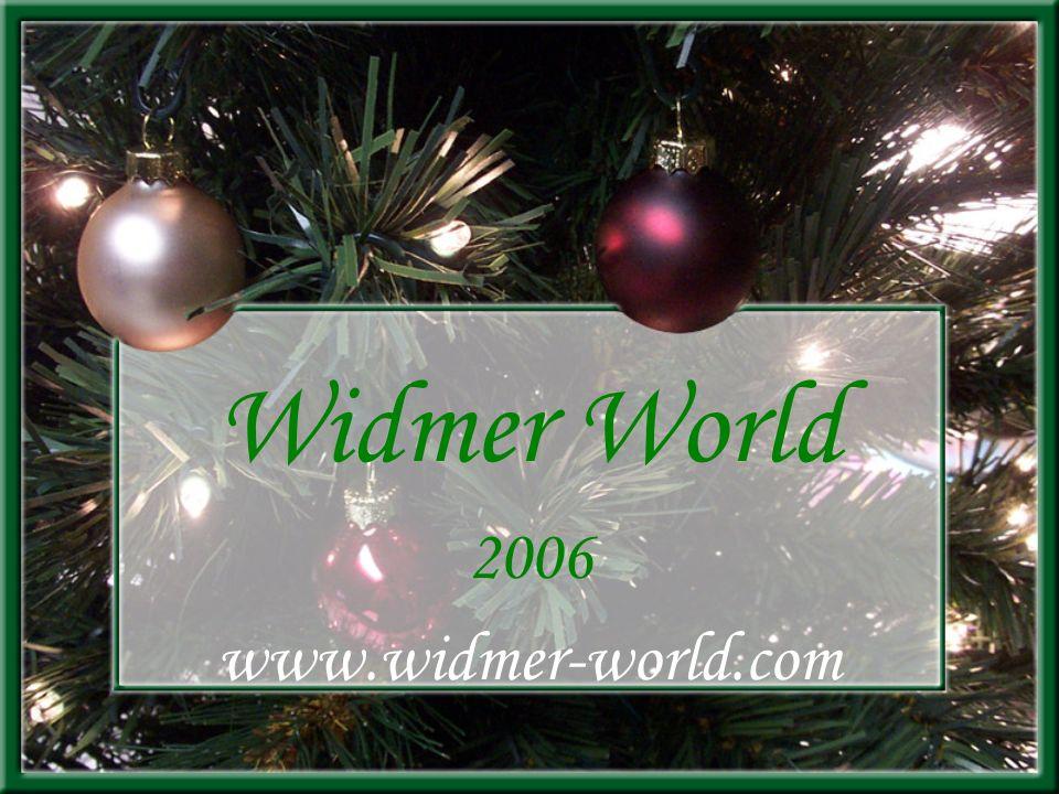 Widmer World 2006 www.widmer-world.com
